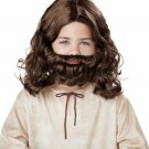 Holy Bible Jesus Wig and Beard Child Costume #70753