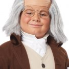 Benjamin Franklin Child Costume Wig #70751