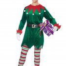 Size: Large/X-Large #01554 Santa Claus Christmas Elf Adult Costume