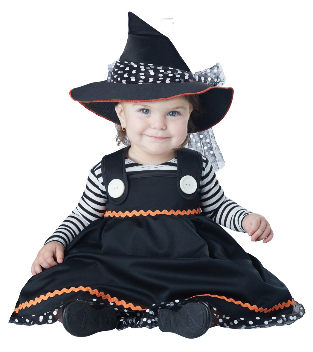 Crafty Little Witch  Infant Costume Size: Medium #10048