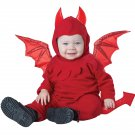 Little Devil Infant Baby Costume Size: Medium #10043