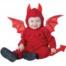 Little Devil Baby Infant Costume Size: Large #10043