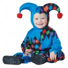 Little Jester Infant Costume Size: Medium #10044