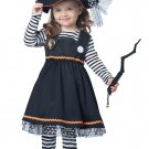 Crafty Little Witch Toddler Costume Size: Large #00172