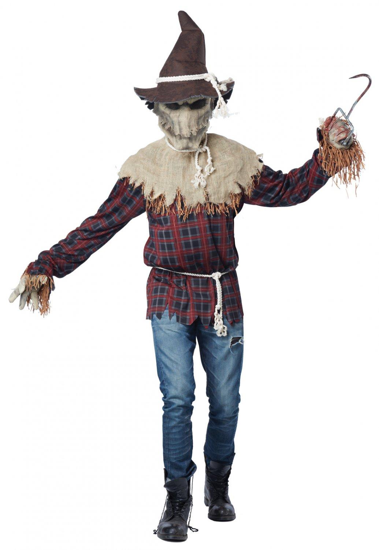 Sadistic Scarecrow Wizard of Oz Adult Costume Size: Large/X-Large #1571