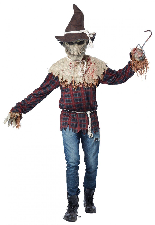 Wizard of Oz Sadistic Scarecrow Adult Costume Size: Small/Medium #1571