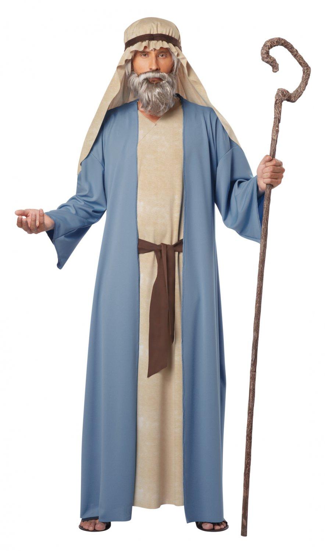 Bible Noah Ark Herdsman Adult Costume Size: Small/Medium #1564