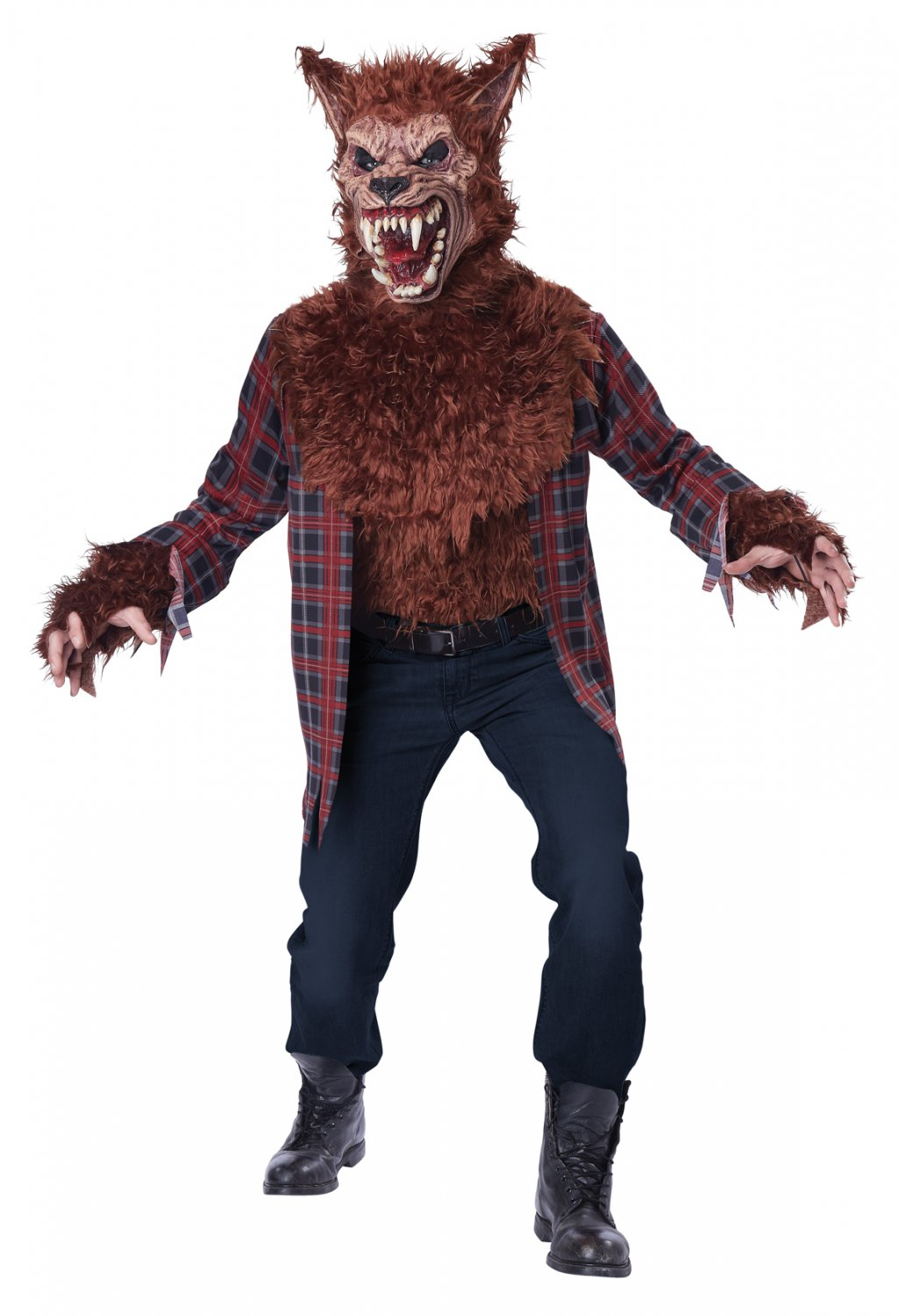 Werewolf Blood Moon Adult Costume Size: Large/X-Large #1560
