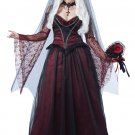 Gothic Immortal Vampire Bride Adult Costume Size: X-Large #01503