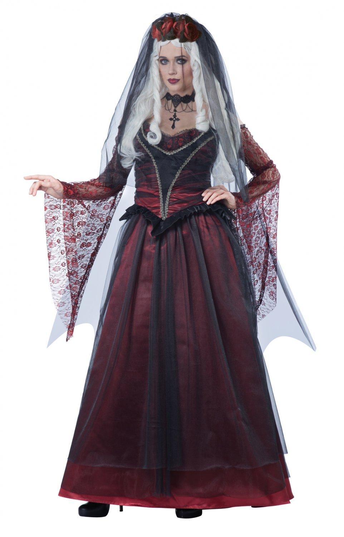 Immortal Vampire Bride Adult Costume Size: Small #01503