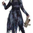 Size: Small #00488 Demon Walking Dead Zombie Girl Child Costume