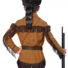 Thanksgiving Western Frontier Boy/Davy Crockett Child Costume Size: Medium #00485