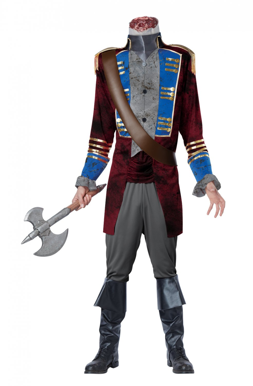 Deluxe Sleepy Hollow Headless Horseman Adult Costume Size: Medium #01577
