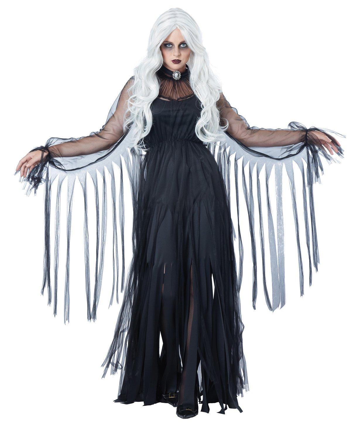 Ghost Vengeful Spirit Adult Costume Size: Large #01588