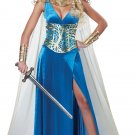 Renaissance Medieval Warrior Queen Adult Costume Size: X-Small #01590
