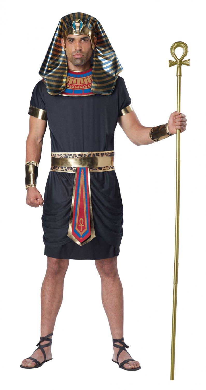 Deluxe Pharaoh Adult Costume Size: Medium #01592