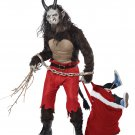 Krampus the Christmas Evil Demon Adult Costume Size: Medium #01597