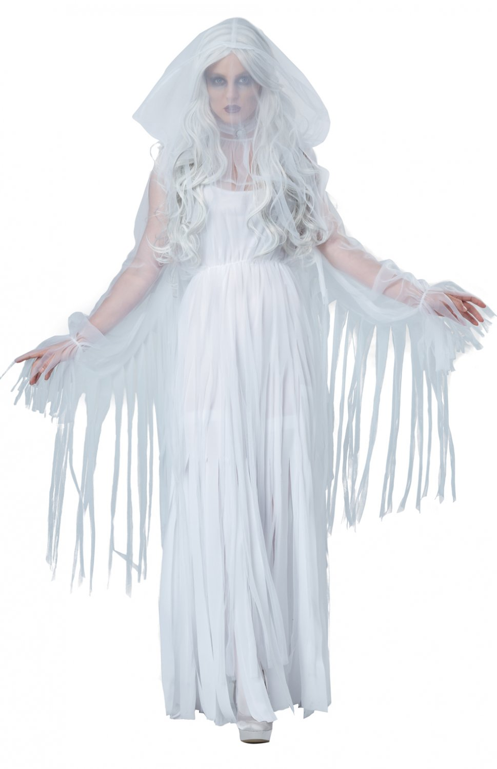 Ghostly Spirit Adult Costume Size: X-Large #01596