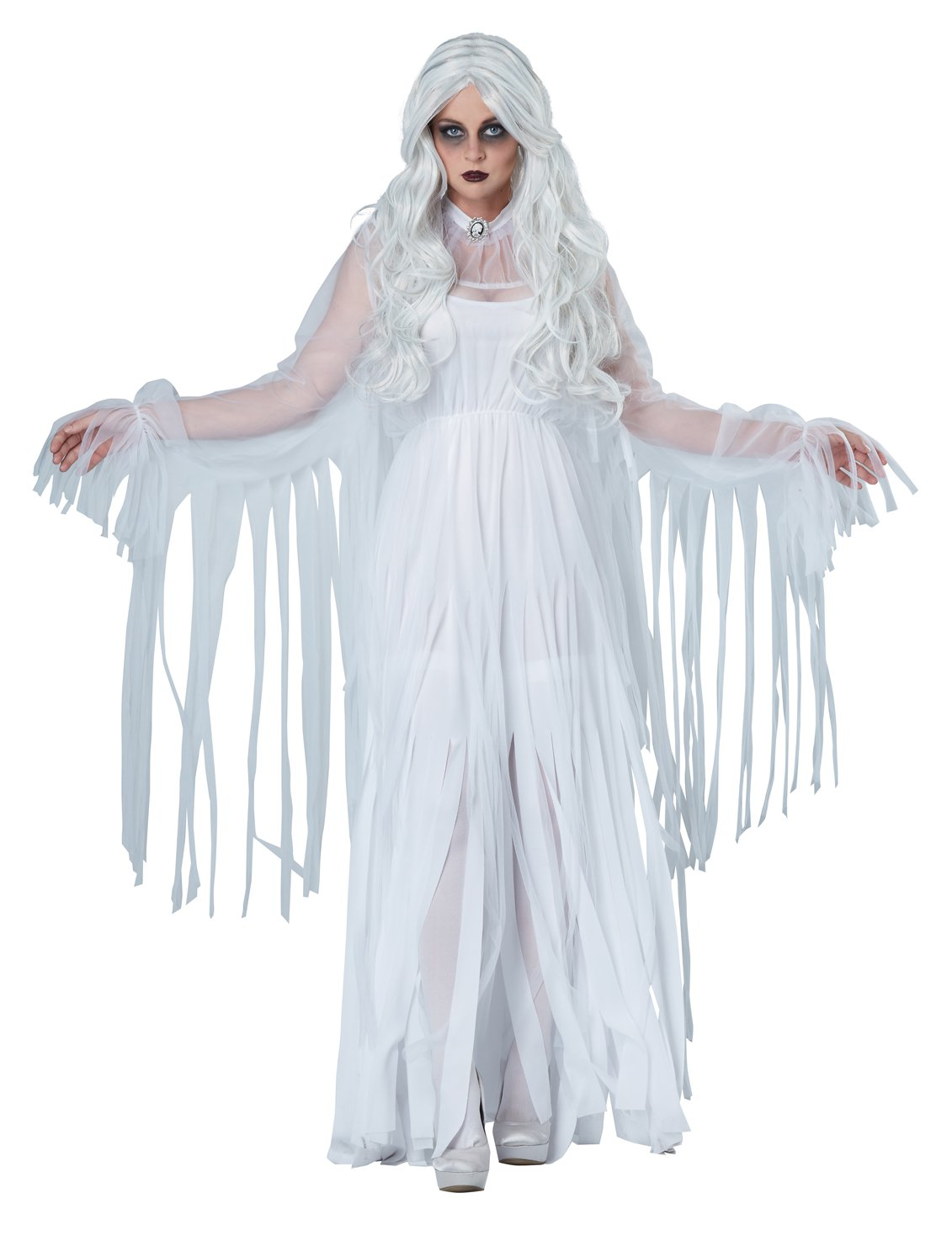 Ghostly Spirit Adult Costume Size: Large #01596