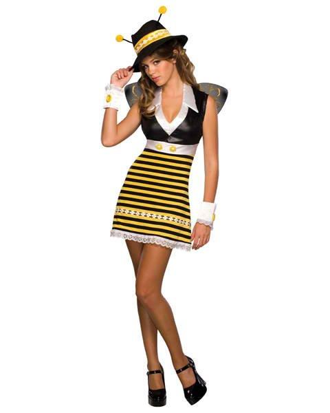 Killa Bee Teen Wasp Hornet Costume Size: Small #886166