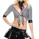 50's Poodle Skirt Be Bop Beauty Adult Costume Size: Small/Medium #558518S