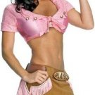 Playboy Sexy Cowgirl Adult Costume Size:Small #889637