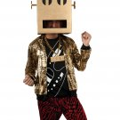 LMFAO Robot Pete Shuffle Bot Party Rock Anthem Adult Costume Size: X-Large #880925X