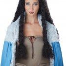 Games of Thrones Nordic Viking Princess Adult Wig (Dark Brown) #70804