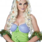 Disney Ariel Mermaid Aquatic Fantasy Wig (Blonde) #70827