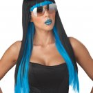 Diva Glam Rock Star Adult Costume Wig #70690