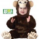 Chimpanzee Monkey King Kong Gorilla Infant Costume Size: Medium #10006