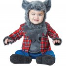Wittle Werewolf Baby Infant Costume Size: 12-18 Months #10049