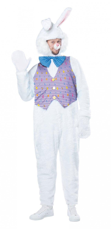 Easter Bunny Rabbit Adult Costume Size: Large/X-Large #01251