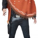 Western Cowboy Gruesome Outlaw Adult Costume Size: One Size #01402