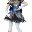 Victorian Gothic Twisted Baby Doll Phantom Adult Costume Size: Large #01580