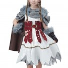 Nordic Valorous Vikings Girl Game of Thrones Child Costume Size: Small #00532