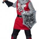 Medieval Renaissance Valiant Brave Knight Child Costume Size: Large #00556