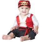 Buccaneer Pee Wee Pirate Baby Infant Costume Size: 12-18 Months #10050