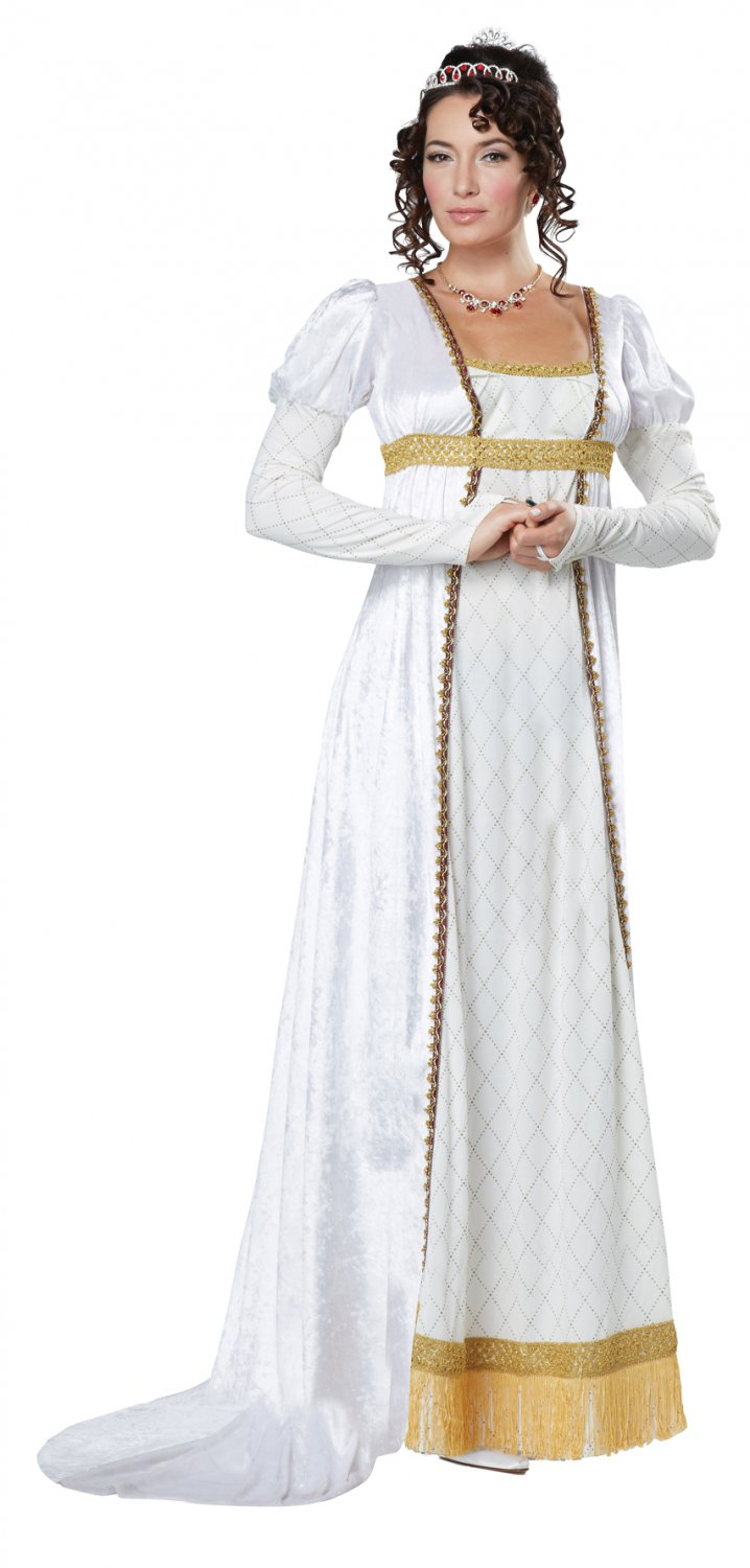 Victorian Queen Josephine French Empress Adult Costume Size: Small #01382