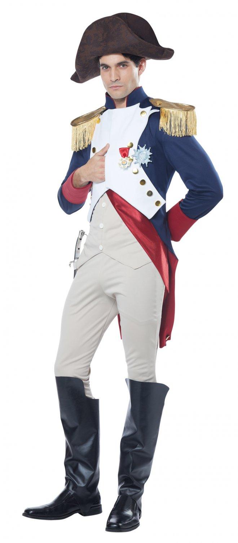 Napoleon Bonaparte French Emperor Adult Costume Size: X-Large #00836
