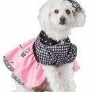 50's Poodle Pooch Pup Pet Dog Costume Size: Small #20148