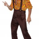 Jive Talkin' Disco Dude 70's Saturday Night Live Adult Costume Size: Large #01396