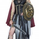 Roman Glamorous Gladiator Spartans Adult Costume Size: Small #01537