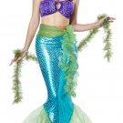 Sexy Ariel Mythic Mermaid Adult Costume Size: Small #01252