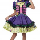 Alice In Wonderland Deluxe Mad Hatter Child Costume Size: Large #00534