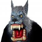 Standard Size: #60243 Twilight Lunar Psycho Werewolf Adult Costume Mask