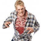 Walking Dead Zombie Cavity Chest Bone Costume Accessory #60680