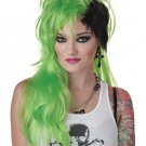 Smash Punk Rock Star Adult Costume Wig #70670