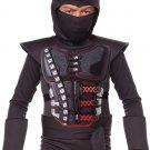 Stealth Ninja Battle Armor Kit Toy Costume Accessory  #60594