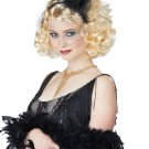 20's Savoir Faire Fashion Flapper Adult Costume Wig #70808_Blonde